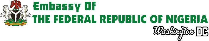 Embassy of the Federal Republic of Nigeria, Washington DC.